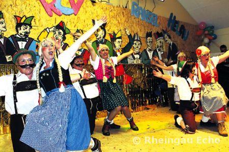 ... beim Ranseler Carneval Verein | rf 06 2013 lo sitzung ransel 7